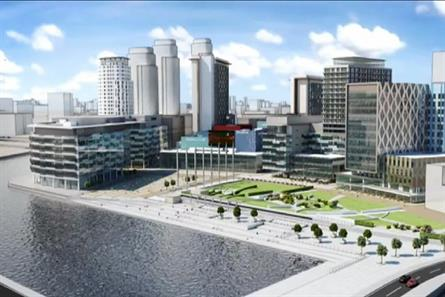 ITV move: production base to relocate from Manchester to Salford Quays