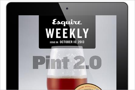 Esquire: Hearst's tablet edition