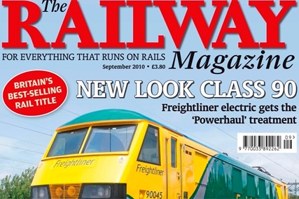 The Railway Magazine: acquired by Mortons Media Group