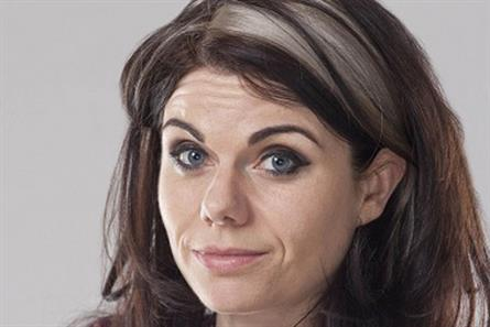Caitlin Moran: keynote speaker at the inaugural Mumsnet BlogFest event