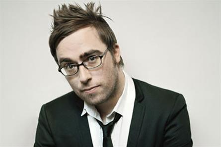 Danny Wallace: lands Xfm breakfast show
