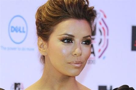 Eva Longoria: host of the 2010 awards