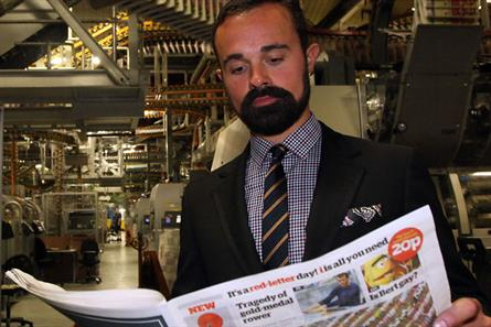 Evgeny Lebedev: father escapes prison sentence
