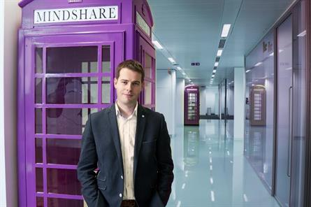 Mark Creighton: chief executive of Mindshare