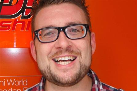 Mark McCulloch: joins We7