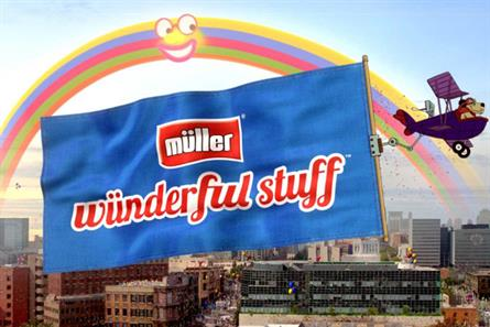Müller: marketer leaving weeks after £20m campaign launch