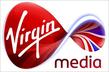 Virgin Media: new logo aims to evoke company's British heritage
