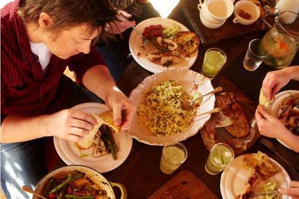 Jamie Oliver: 30 Minute Meals secures Lurpak