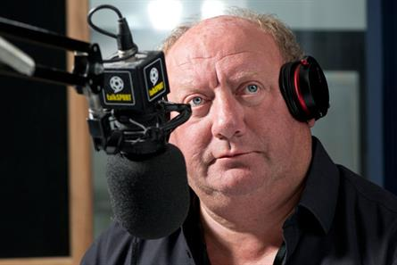 Alan Brazil: presenter of the Sports Breakfast show on TalkSport