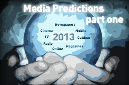 Crystal ball: what does the industry predict for 2013?