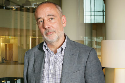 Tim Brooks: Outgoing managing director, Guardian News & Media