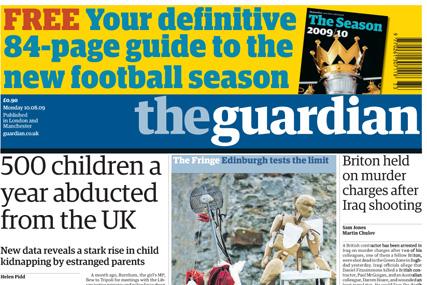 Guardian: ending bulks