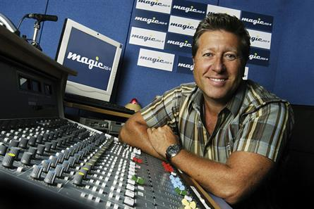 Neil Fox: presents Magic Breakfast on Magic 105.4 (photo: Matt Prince)
