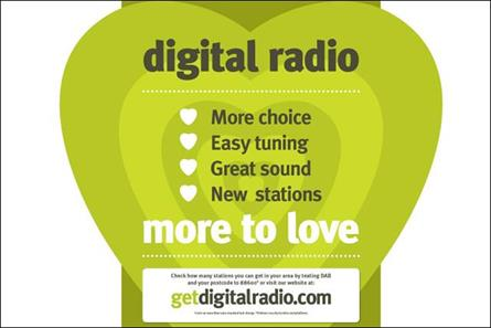 Digital Radio UK: launching second promotional campaign