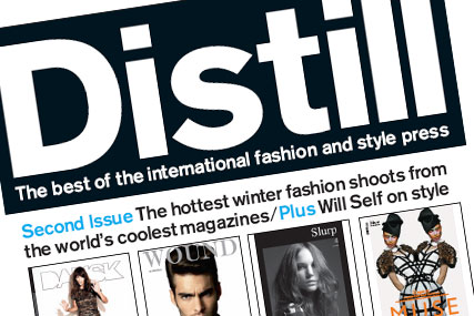 Distill magazine closes its doors