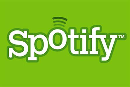 Spotify: partnership with Yahoo