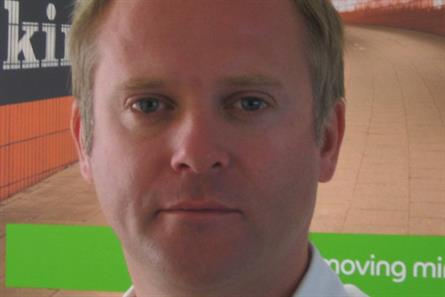 James Copley: stepping down as chief operating officer at Kinetic