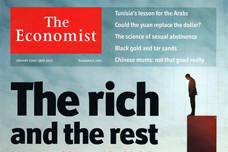 The Economist: the UK's stand-out performer
