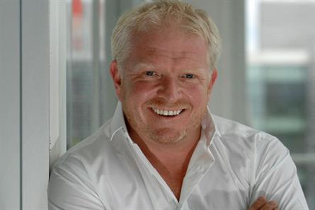 Ellis Watson: managing director of DC Thomson