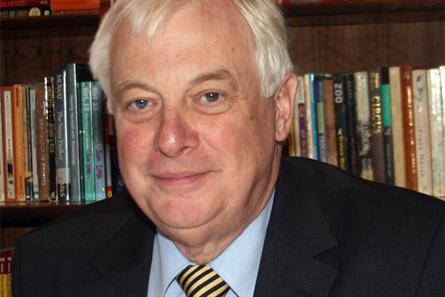 Chris Patten: confirmed as BBC Trust chairman