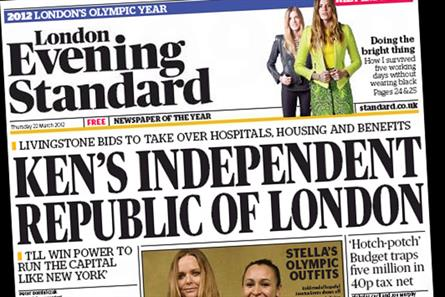 Evening Standard: appoints MediaEquals