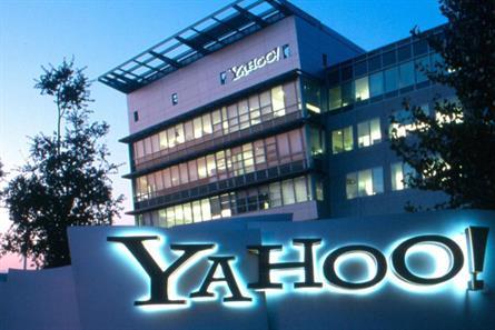 Yahoo: partners Sky News