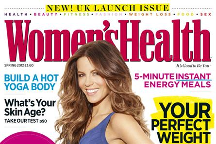 Women's Health: launch issue