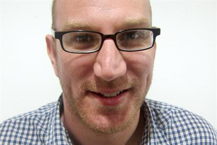 Graeme Lynch: UK publisher services director, Specific Media