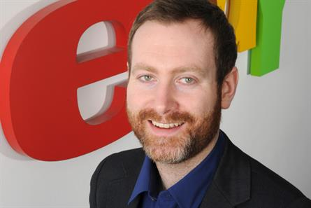 Paul Nunn: joins eBay