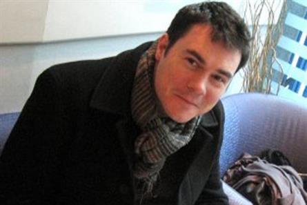 Nick Leonard: named ideation director at UM London