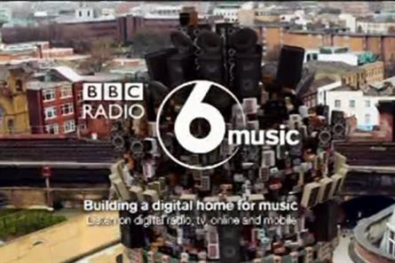 BBC 6 Music:UK Station of the Year at the Sony Radio Academy Awards