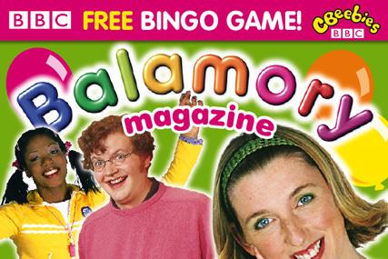 BBC Magaine's Balamory