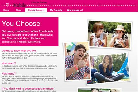 T-Mobile: You Choose service rolls out this month