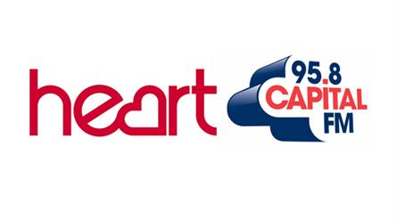 Global Group brands Heart and Capital FM launching TV channels in September