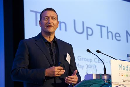 Stephen Miron: Global Group chief executive