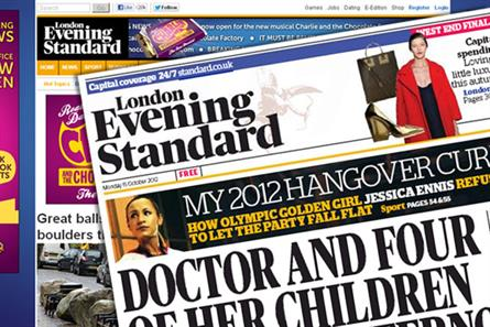 vening Standard becomes profitable in 2012 and eyes TV opportunity