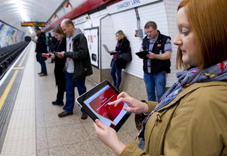 Virgin Media: free Wi-Fi services on the Tube extended to end of the year
