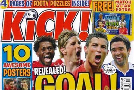 Kick: Attic Brand Media title