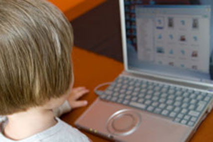 Young browsers: internet use among children is on the increase