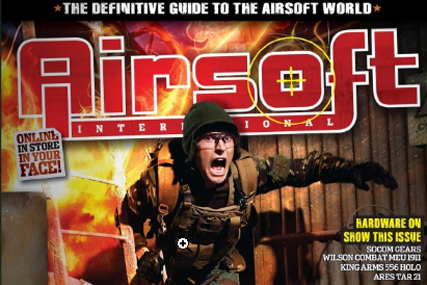 Airsoft: one of hundreds of niche titles distributed by MMC
