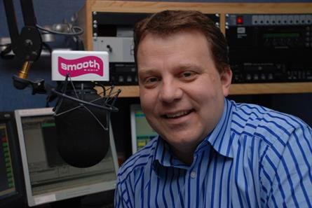 Andy Carter: appointed group managing director of GMG Radio