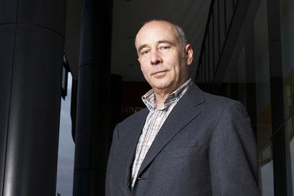 Tim Brooks: managing director of Guardian News & Media