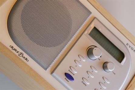 Radio: listeners have high energy levels