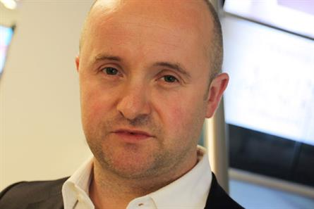 Cennydd Roberts: promoted to the new role of head of emerging platforms