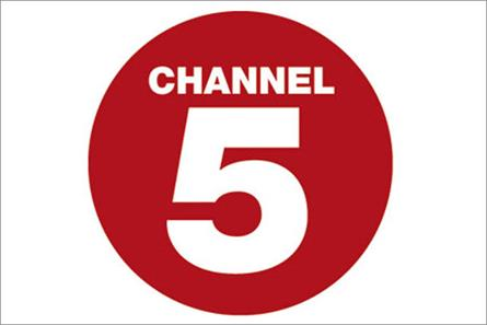Channel 5: promotes Paul Dunthorne