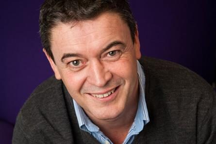 Steve Brown: appointed new managing director of Adconion Media Group