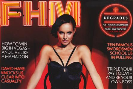 FHM: enlists ex-editor Ed Needham for redesign