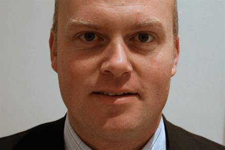 Chris Longcroft: managing director, operations, in charge group printing and distribution