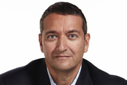 Stephen Miron: the group chief executive of Global