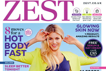 Zest magazine is closing after 19 years